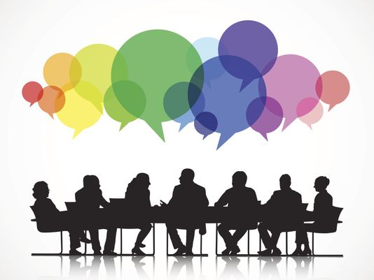 Повідомлення про проведення відкритого обговорення (відкриті слухання)