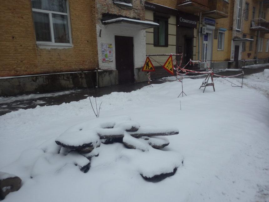 Шановні мешканці будинків за адресами: вул. Попудренка, 2 та 4!